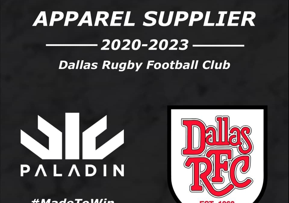Dallas Rugby Signs 3-Year Deal With Paladin