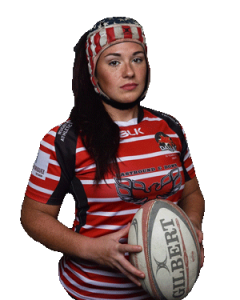 Haley Hunter from Dallas Rugby