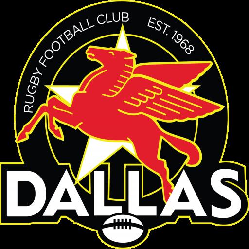 Dallas Rugby Club DRFC Logo