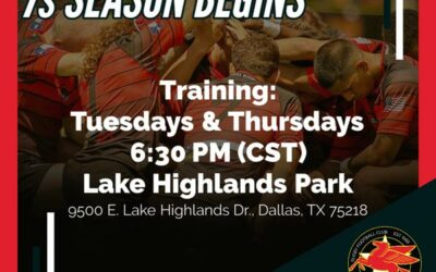 Dallas Rugby 7s Season Begins Now!